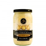 AJ's Walla Walla Sweet Onion Mustard With Whole Mustard Seed - 16 oz