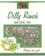 AJ's Dilly Ranch Dressing Mix