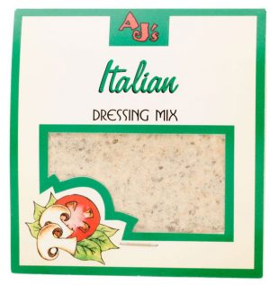 AJ's Italian Dressing Mix