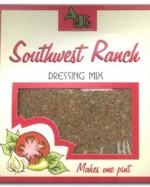 AJ's Southwest Ranch Dressing Mix