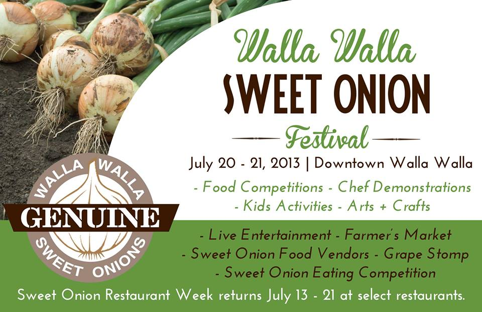 Find out more about the Walla Walla Sweet Onion Festival