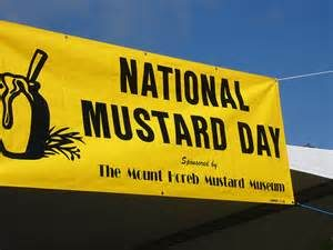 National Mustard Day 1