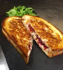 Toasted Turkey Sandwich 1