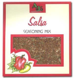 AJ's Salsa Seasoning Mix